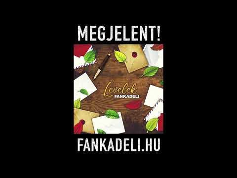 FankaDeli - Levelek (kislemez/kedvcsináló - 2019)