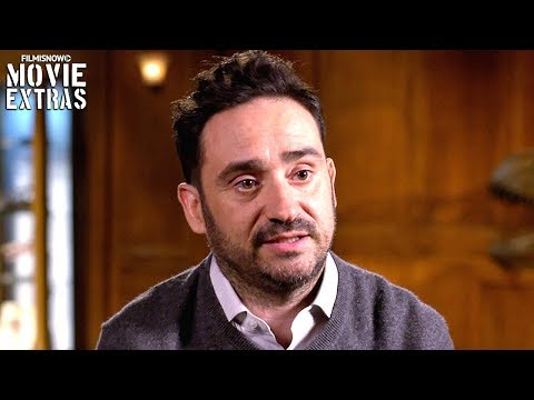 "JURASSIC WORLD: FALLEN KINGDOM | On-set Visit With J.A. Bayona ""Director"""