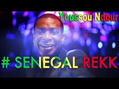 YOUSSOU NDOUR-  Senegal Rekk - Vidéo HD
