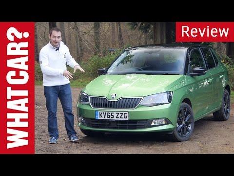 Skoda Fabia review - What Car?
