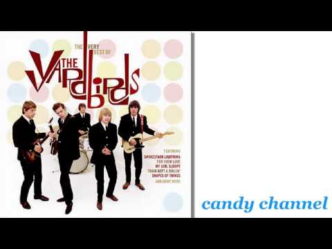 The Yardbirds - The Very Best Of   (Full Album)