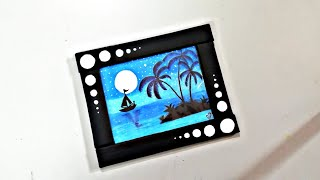 Easy CHEAP and BEST simple photo frame DO IT YOURSELF at home