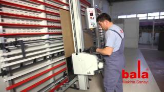 BALA COMPOSITE CUTTING AND GROOVE MACHINE