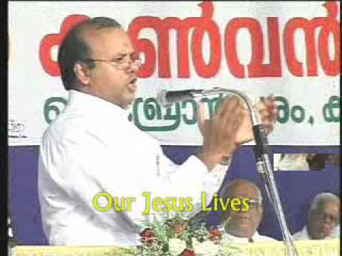 Pr.John.K.Mathew Kumbanad Convention 2011 - 1Peter.5.6,7 - Part -3