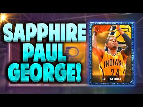Nba 2k15 Myteam Sapphire Paul George! Line Up Update! The Beast Squad! video