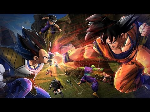 Dragon Ball Z - Battle of Z : A Primeira Meia Hora