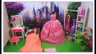 Ariel Belle DISNEY PRINCESS  Morning Routine/ Thói quen buổi sáng của Ariel và Belle/Ami channel