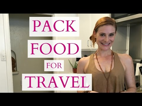 How To Pack Food For Traveling As A Bodybuilder
