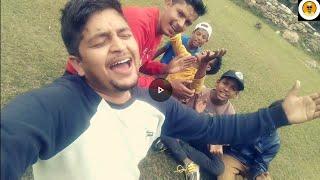 पहाड़ी बच्चों ने गाया मेरा भोला है भंडारी !! वाह मजा आ गया  !! Pawan Pahadi !!