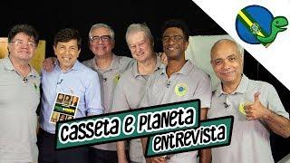 CASSETA & PLANETA ENTREVISTA: JOÃO AMOEDO (NOVO)