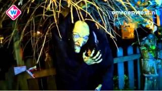 De tuin van Rinus staat vol met mummies, heksen en geesten MP3