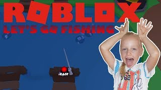Roblox MeepCity  Let's go Fishing  Gameplay