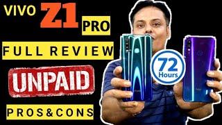 Vivo Z1 Pro: 💯% Unbiased Full & Final Review | Pros & Cons |