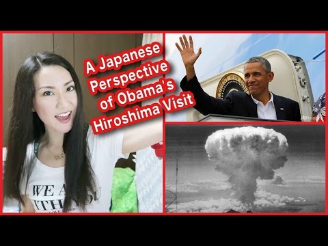 A Japanese Perspective of Obama's Hiroshima Visit