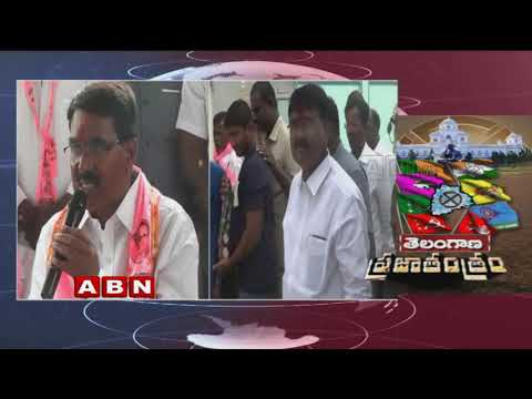 TRS Wanaparthy Leader Singireddy Niranjan Reddy about TRS Schemes | ABN Telugu