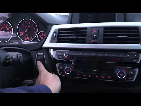 Иномарка завелась в мороз ))) BMW forever