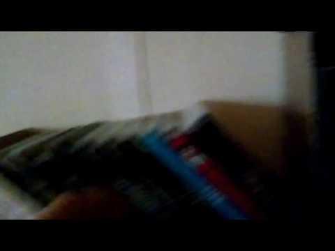 Vorstellung meiner filme und Bücher