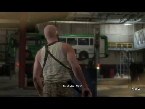 Max Payne 3 - (Notebook) Gameplay