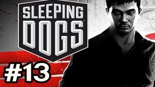 Sleeping Dogs Walkthrough w/Nova Ep.13: WHO THE SNITCH?