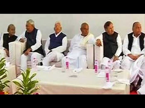 Mulayam Singh Yadav to lead merger of parties vs BJP