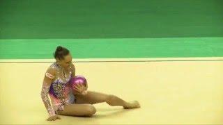 Rio de Janeiro - Test Event: Veronica Bertolini / Palla (qualifiche)