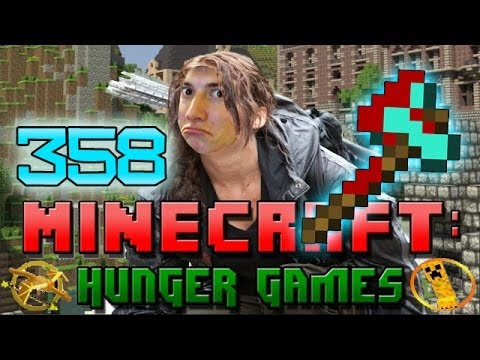 Minecraft: Hunger Games w Mitch Game 358 BETTY THE DIAMOND AXE
