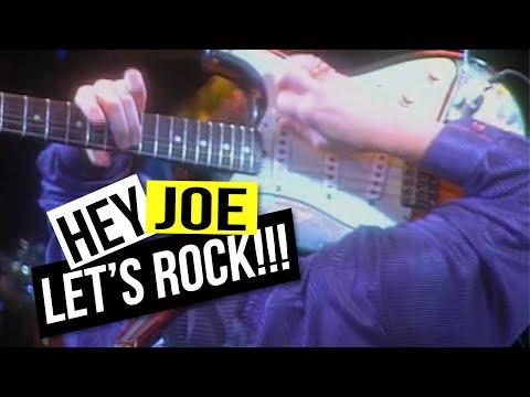 Hey Joe - Kelly Richey Video