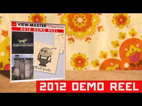 Meeks Mixed Media Demo Reel 2012