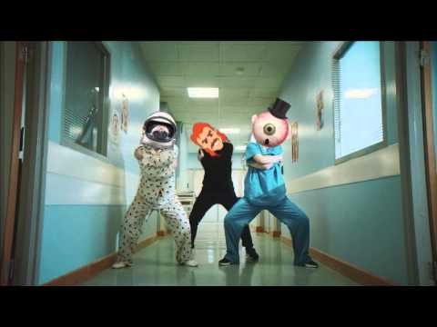 Tigermonkey Zooby Doo music videos 2016 electronic