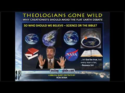 LIVE STREAM - Theologians Gone Wild! Why Creationists Should Avoid the FE Debate
