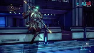 Warframe Capture Mission