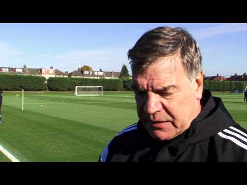 Big Sam pleased with award