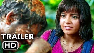 DORA THE EXPLORER Extended Trailer (NEW 2019) Boots, Swiper Movie HD