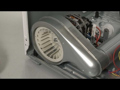 Blower Wheel - LG Electric Dryer