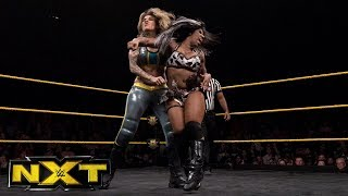Ember Moon vs. Mercedes Martinez: WWE NXT, Nov. 15, 2017