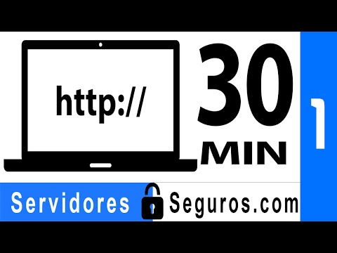 COMO CREAR UN SITIO WEB EN 30 MINUTOS PARTE 1