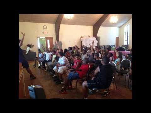 A Future with Hope Learning Academy - WEEK 1 - 08/26/2014