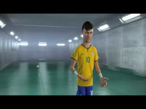 NIKE FOOTBALL ► Neymar Jr. Makes Magic [FUNNY] HD