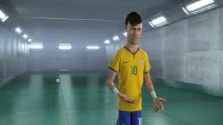 NIKE FOOTBALL ► Neymar Jr. Makes Magic [FUNNY] HD