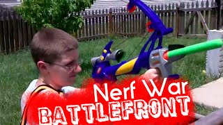 Nerf War- Battlefront
