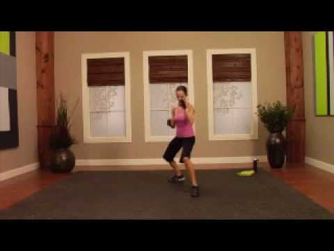 Kickboxing Workout Exercise Class Video