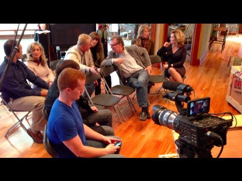"Movie Extras, Mark Freeman 408 - On Set - ""Learning the Ropes"" - Dec 8, 2012"