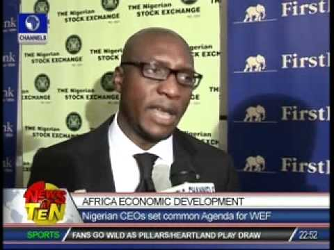Africa Economic Development:Investment frontiers to form basis of African Agenda