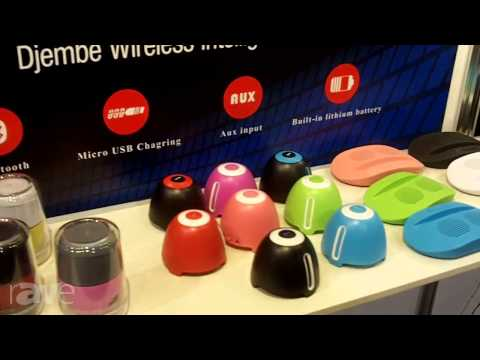 CEDIA 2013: Same Say Shows rAVe Some Cool, Creative Bluetooth Speakers