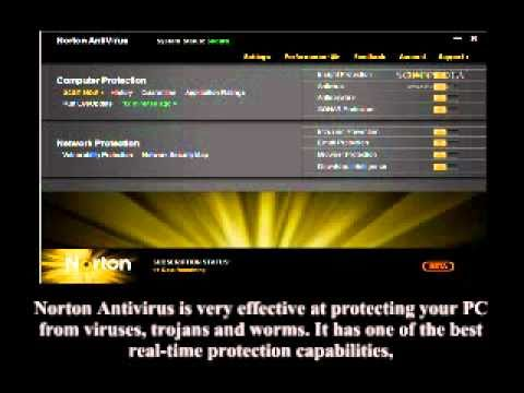 Norton Antivirus Review 2011