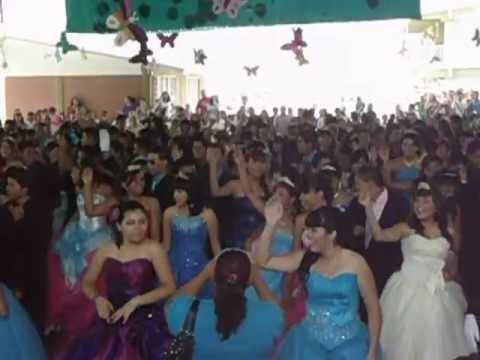 Secundaria 11 de Torreón. Vals 2011.
