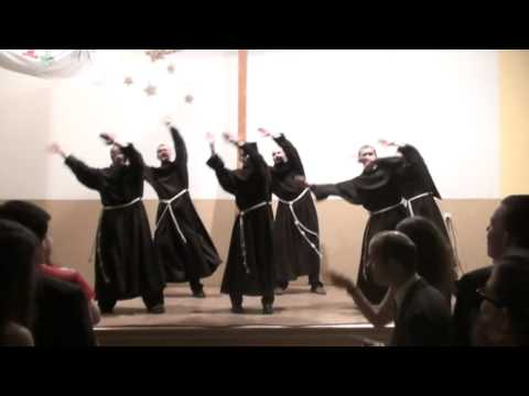 Er 2010 2011. Franciszkanie - Waka Waka video