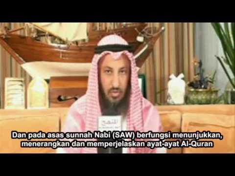 Golongan Anti Hadith - Syeikh Uthman Al-Khamis