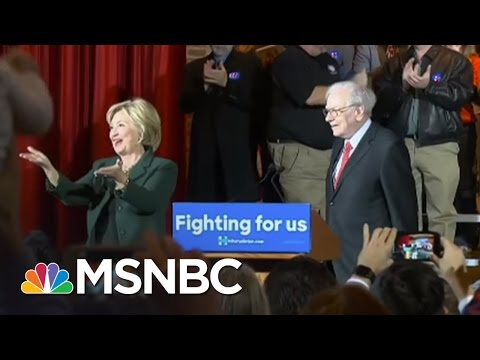 Hillary Clinton Targeted At GOP Debate | MSNBC