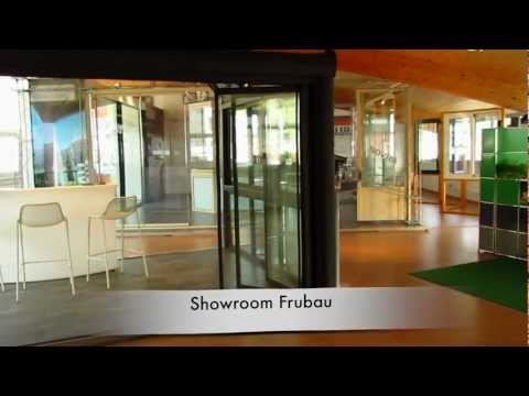 Frubau showroom
